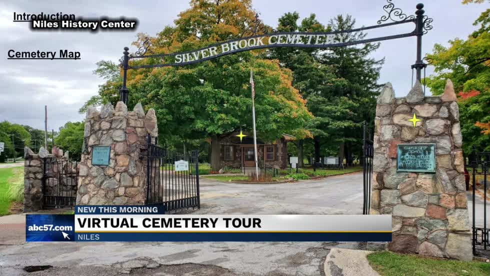 Annual Silverbrook Cemetery tour going virtual